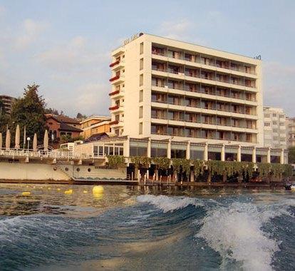 Hotel Du Lac Lugano - dream vacation