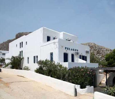 Pelagos Hotel - dream vacation