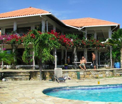 Naked Tiger Hostel - dream vacation