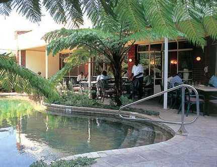 African Sun Amber Hotel Mutare - dream vacation