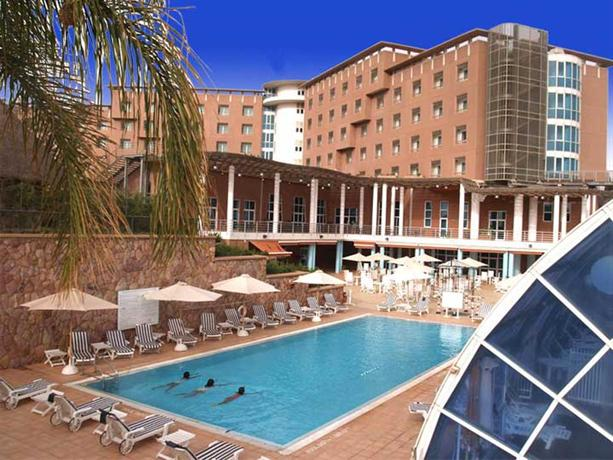 Hotel Asmara Palace - dream vacation