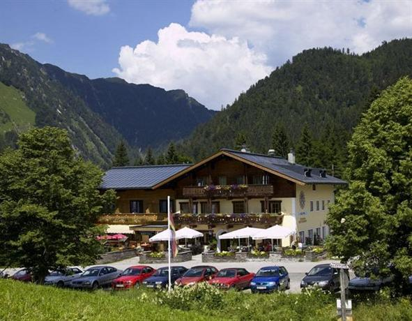 Alpengasthof Almrose im Heutal