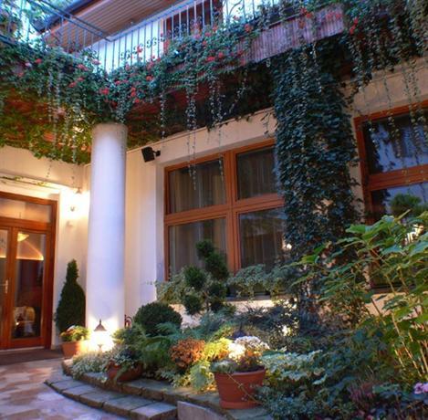 Atrium House Panzio - dream vacation
