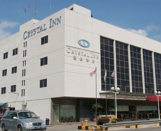 Crystal Inn Batu Pahat - dream vacation