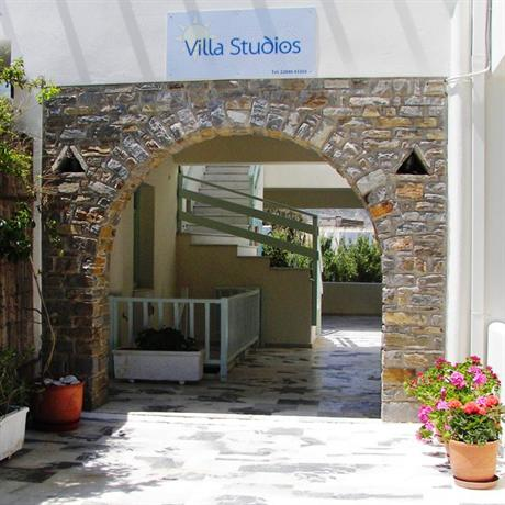 Villa Studios - dream vacation