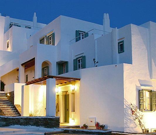 Niriedes Hotel Platys Gialos Sifnos - dream vacation