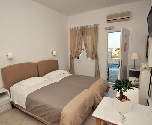 Paliomylos Spa Hotel - dream vacation