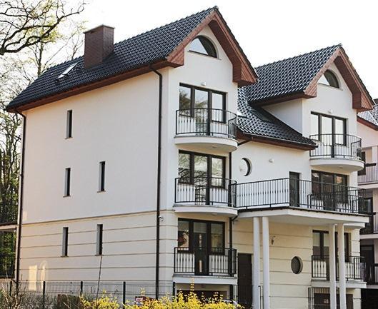 Villa Astoria Swinoujscie - dream vacation