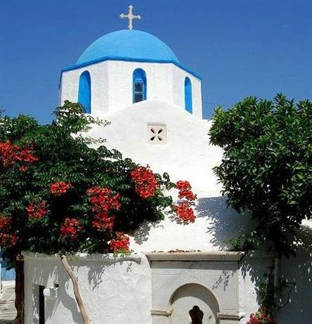 La Maison Blanche Hotel - Paros -
