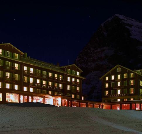 Scheidegg Hotels - dream vacation