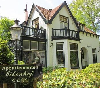 Appartementen Huize Eikenhof Bergen Netherlands - dream vacation