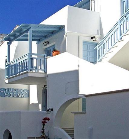 Sigma Studios - Naxos -