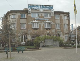 Hotel Des Princes - Prinsenhof - dream vacation