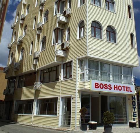 Hotel Boss Eceabat - dream vacation