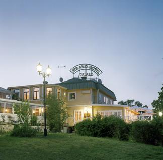 Strand Hotell & Dalaro Pensionat - dream vacation