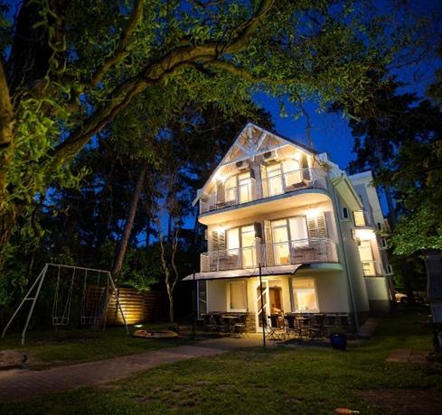 Anna Beach Villa - dream vacation