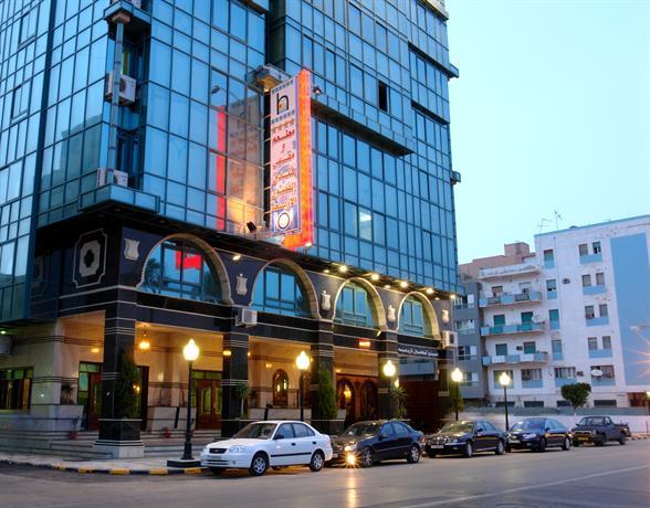 Four Seasons Hotel Tripoli - dream vacation