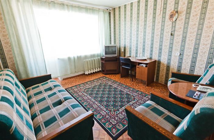 Отель Баргузин