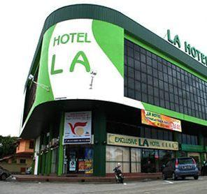 Exclusive LA Hotel - dream vacation