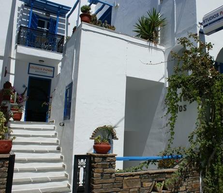 Studios Panos Naxos - dream vacation