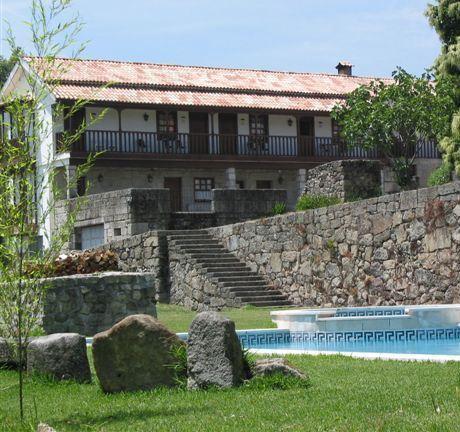 Hotel Rural Quinta do Pendao Santa Cruz da Trapa - dream vacation
