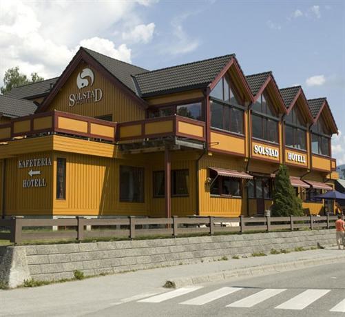Solstad Hotel - Gol -