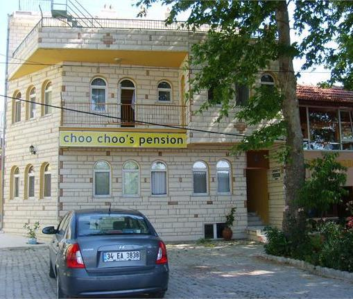 Choo Choo Pension