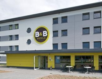 B&B Hotel Mannheim Images