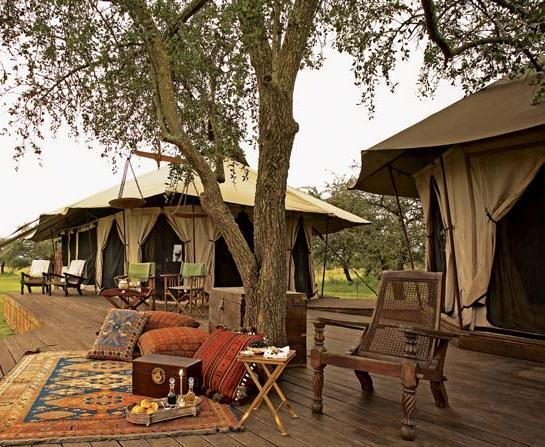 Singita Sabora Tented Camp - dream vacation