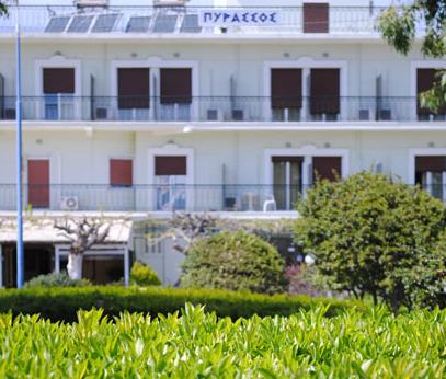 Pyrassos Hotel Nea Anchialos - dream vacation