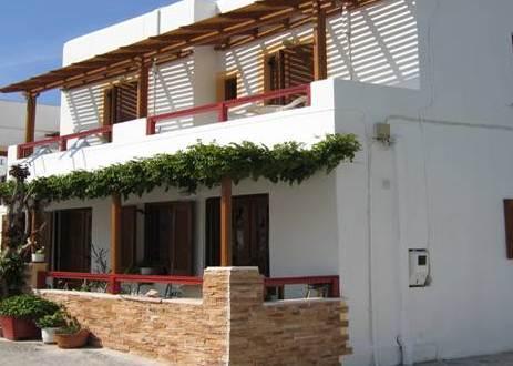 Hotel Anna Naxos Chora - Naxos -