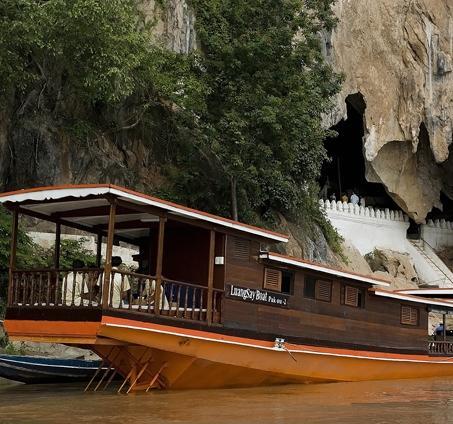 Luang Say Mekong River Cruise - dream vacation