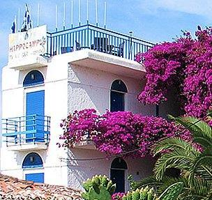 Hotel Hippocampus - dream vacation