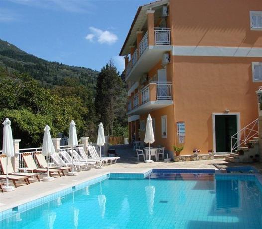 Angelica Hotel Agios Gordios - dream vacation