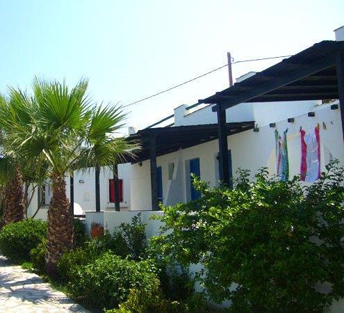 Maragas Camping Studios Agia Anna Naxos - dream vacation