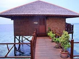 Sipadan Water Village Resort Tawau - dream vacation