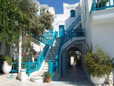 Pension Maria Tourlos - dream vacation