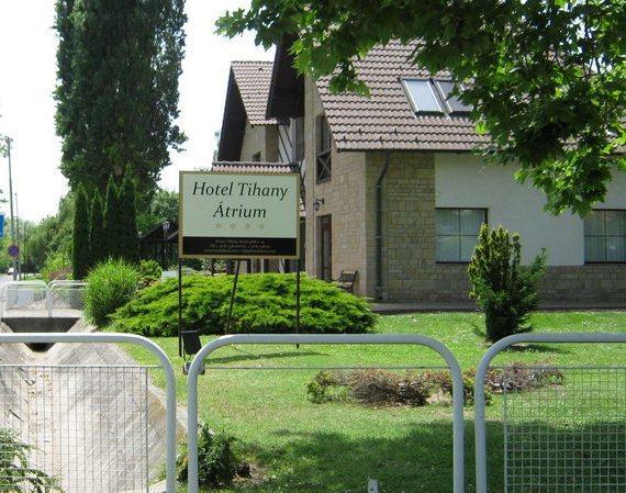 Hotel Tihany Atrium - dream vacation