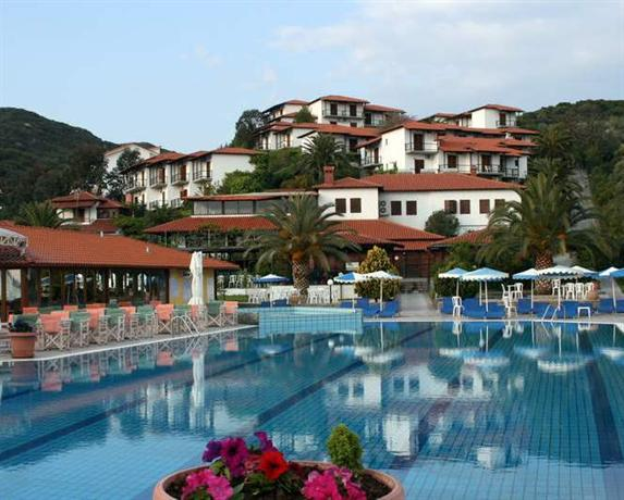 Aristoteles Holiday Resort & Spa Ouranoupoli - dream vacation
