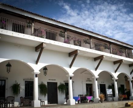 Hotel Las Puertas De Suchitoto - dream vacation