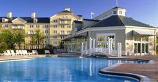 Disneys Newport Bay Club Hotel Marne-La-Vallee