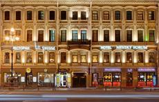 Отель Невский Форум
