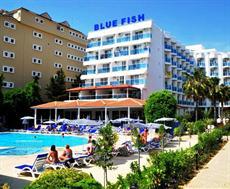 Отель Blue Fish Hotel Alanya
