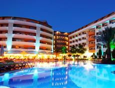 Отель My Home Resort Hotel Alanya