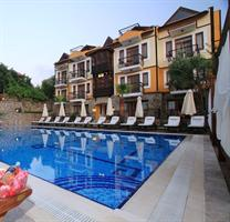 Апартаменты The Olive Tree Studios Oludeniz