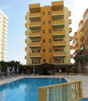 Отель Twins Suit Hotel Alanya