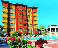 Отель Saritas Hotel