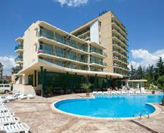 Отель Arda Hotel Sunny Beach