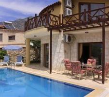 Дом для отпуска Kalkan Kisla Villa