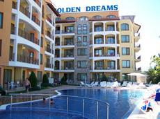 Апарт-отель Golden Dreams